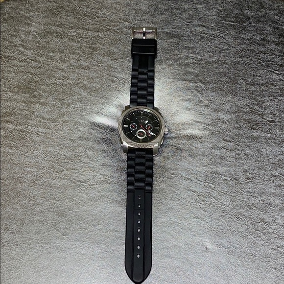 Fossil Time Piece